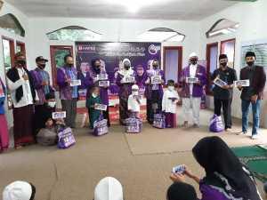 Himpunan Artis Seluruh Indonesia HAPSI : Adakan Santunan Santri dan Anak Yatim Ponpes Tarbiyatul Aulad Cisarua Bogor