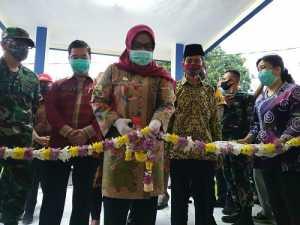 Ade Yasin resmikan pusat isolasi Covid-19 di Kecamatan Kemang