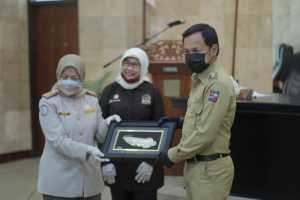 Kota Bogor Terima 400 Paket Ikan dari KKP-BKIPM Jakarta