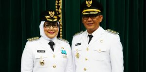 Bupati dan Wakil Bupati Bogor periode 2018-2023