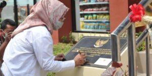 Bupati Bogor Resmikan Gedung Serbaguna dan Aula Sanika Satyawasa Polres Bogor