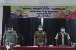 Ketua Kwarcab Bogor: Tahun Baru Semangat Baru