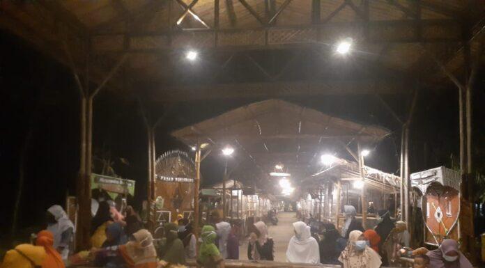 Pasar Mbrumbung.